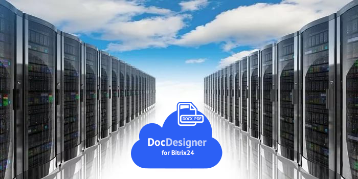 DocDesigner is located at Europe Data Center
